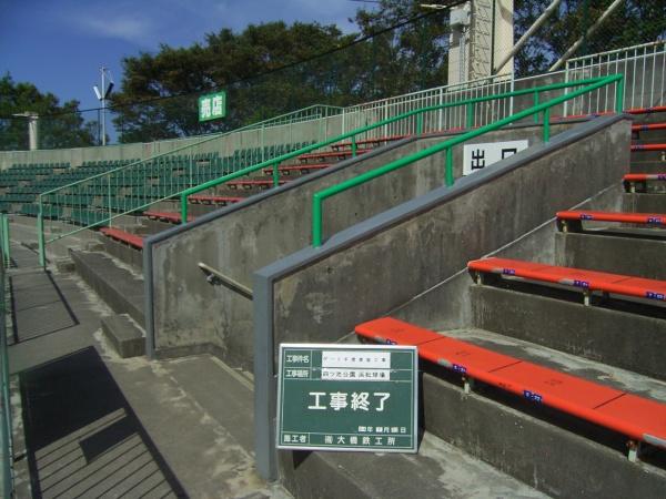 浜松球場改修工事 075