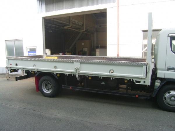 トラックサイドバンパ- 001