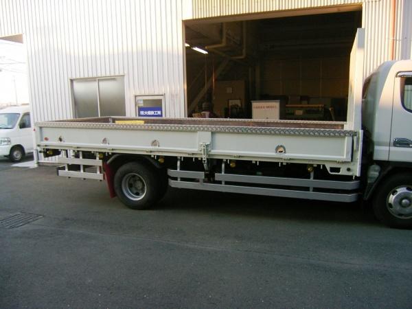 トラックサイドバンパ- 002