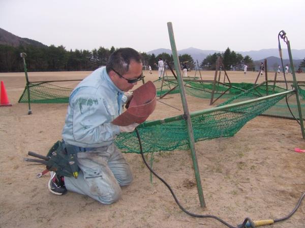 復興支援事業(高田高校グラウンド整備) 011